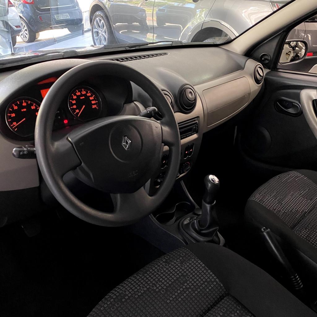 Imagem do veículo Sandero Expression 1.6 2009/2009 Completo, única dona, super conservado !