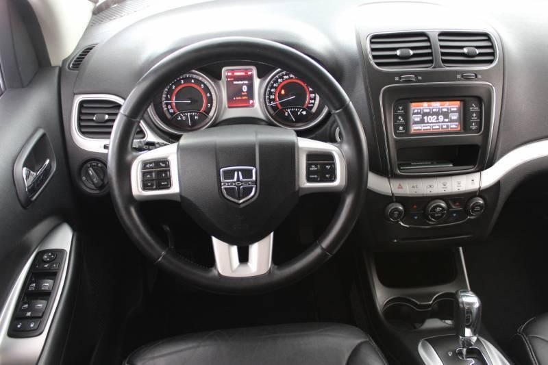 Imagem do veículo Journey SXT 3.6 V6 280cv 2011/2012 7 Lugares, Bancos em couro!