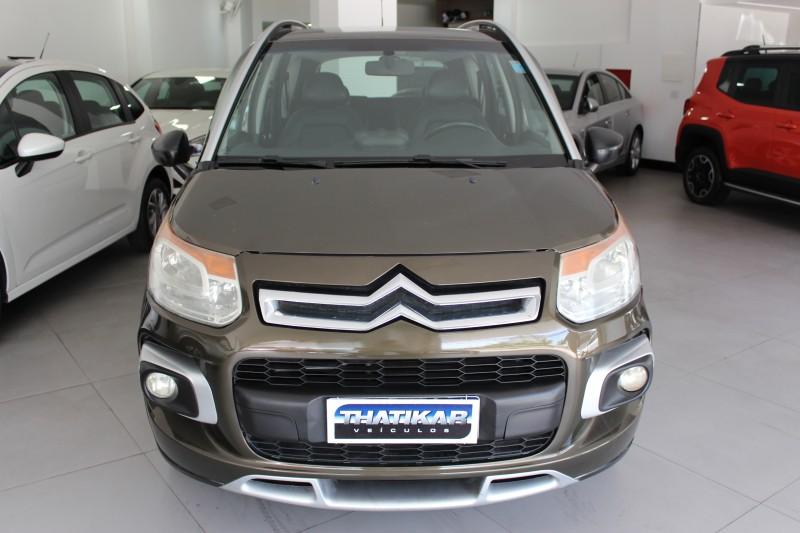 Imagem do veículo Aircross GLX 1.6 2010/2011 Completo, Bancos em couro !