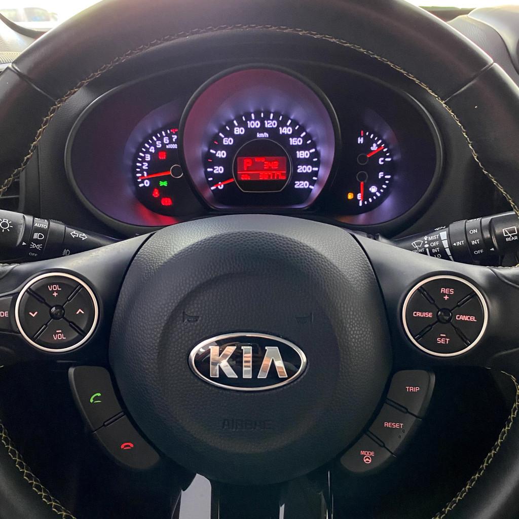 Imagem do veículo Kia Soul EX 2015/2016 Top de linha 36000 KM , na garantia de fábrica 12/2021 , 4 Pneus novos !