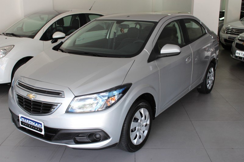Imagem do veículo Prisma LT 1.4 2014/2015 Completo , ABS , Air Bag, super conservado !
