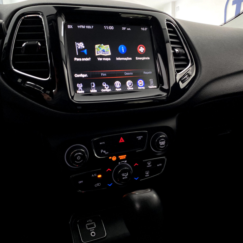 Imagem do veículo Compass Limited 2016/2017 Top de linha, Pneus novos,  toda revisada na Jeep.