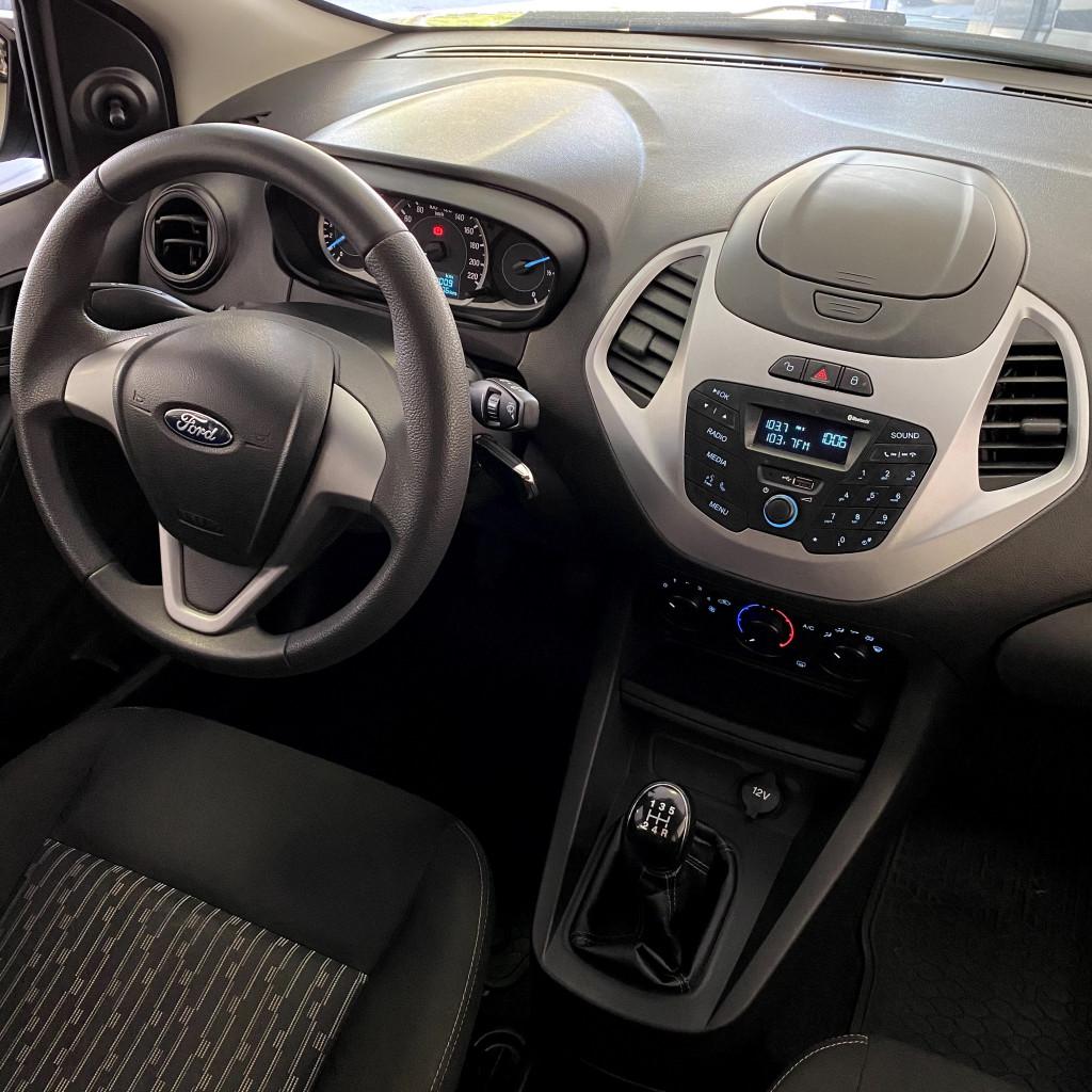 Imagem do veículo KA SE 2018/2018 Completo, único dono, todo revisado na Ford !
