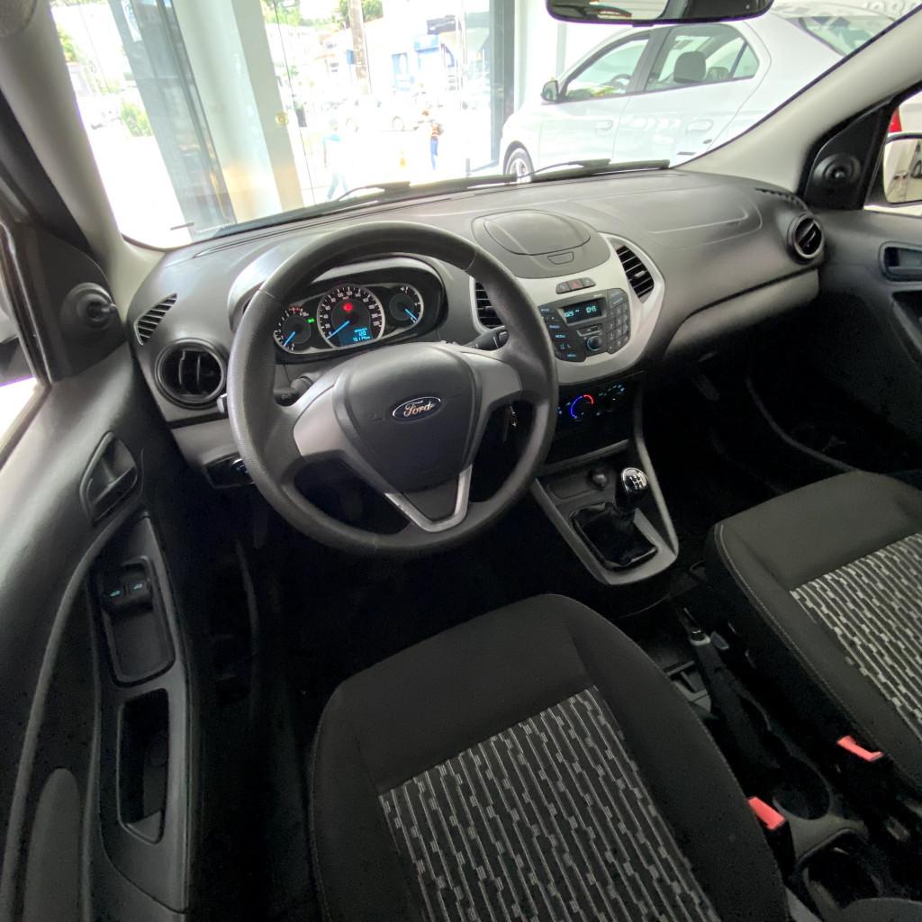 Imagem do veículo Ka SE 2017/2018 Completo, revisado na Ford !
