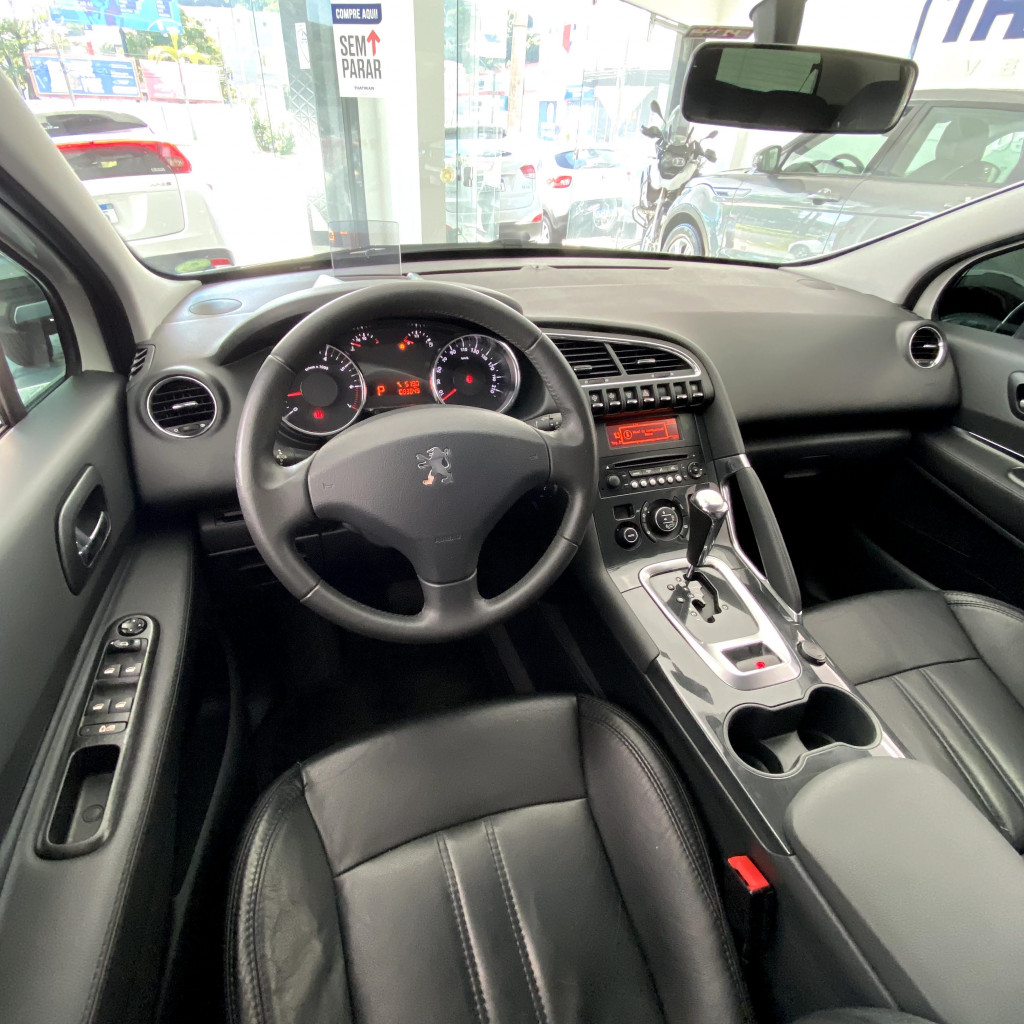 Imagem do veículo 3008 Allure 1.6 THP 2012/2013 Completa, Única dona, 73.000 KM , super conservada !