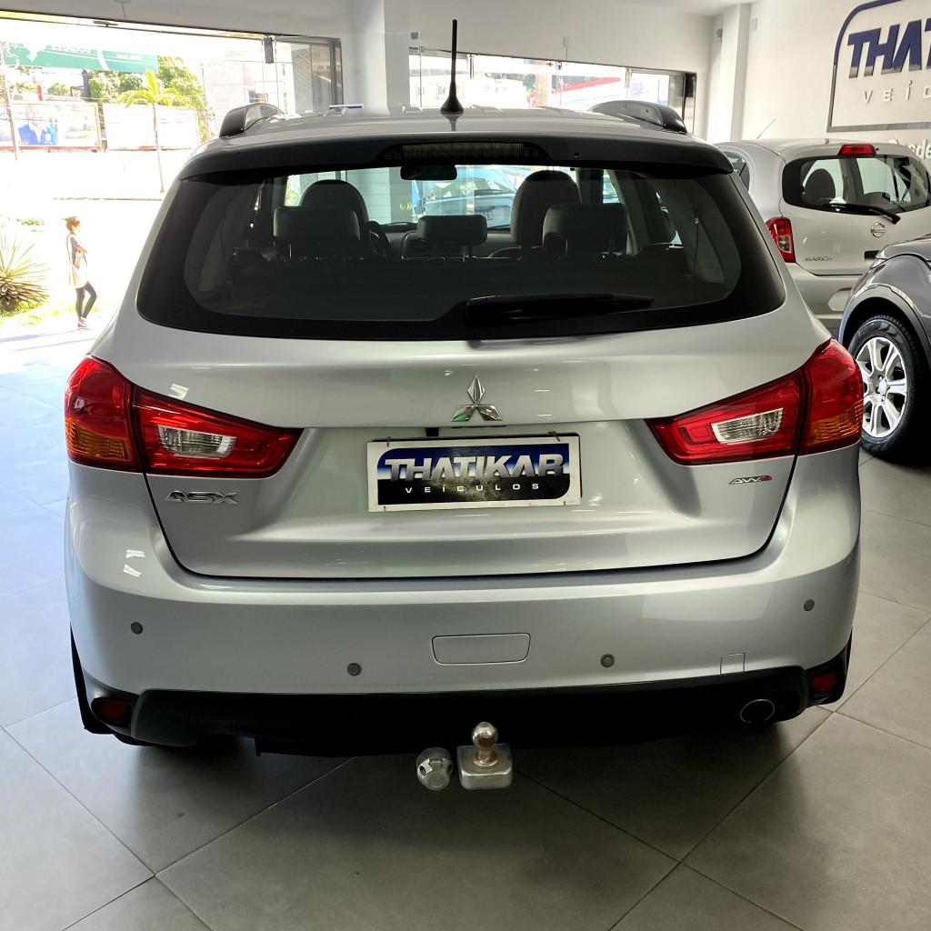 Imagem do veículo ASX 4X4 2017/2017 CVT, Completa, 4 Pneus Pirelli novos, revisada na Mitsubishi !