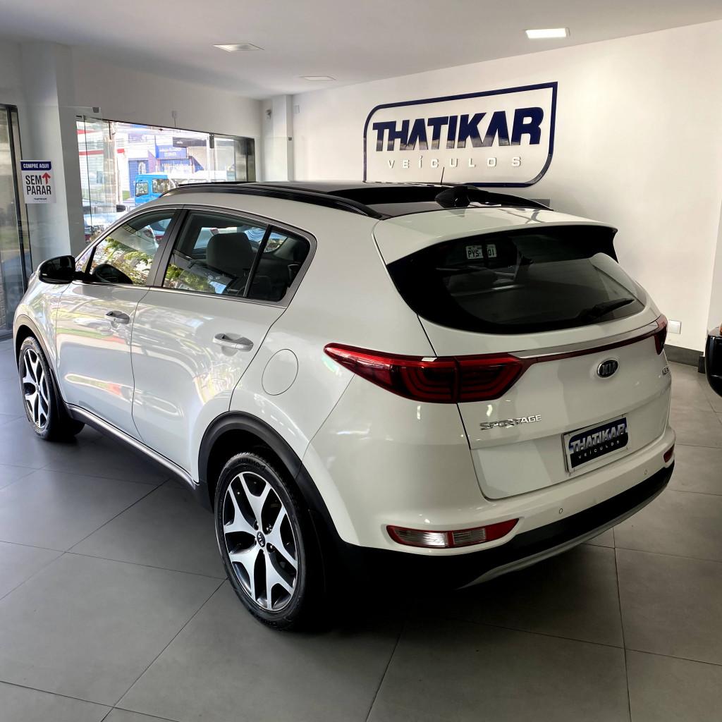 Imagem do veículo Sportage EX2 2017/2018 Top de linha, Teto Solar, Única dona !