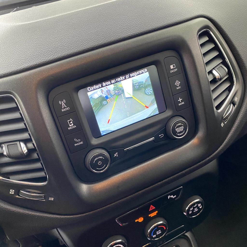 Imagem do veículo Compass Sport 2.0 166cv 2017/2017 Completa, Bancos em Couro, Pneus novos !