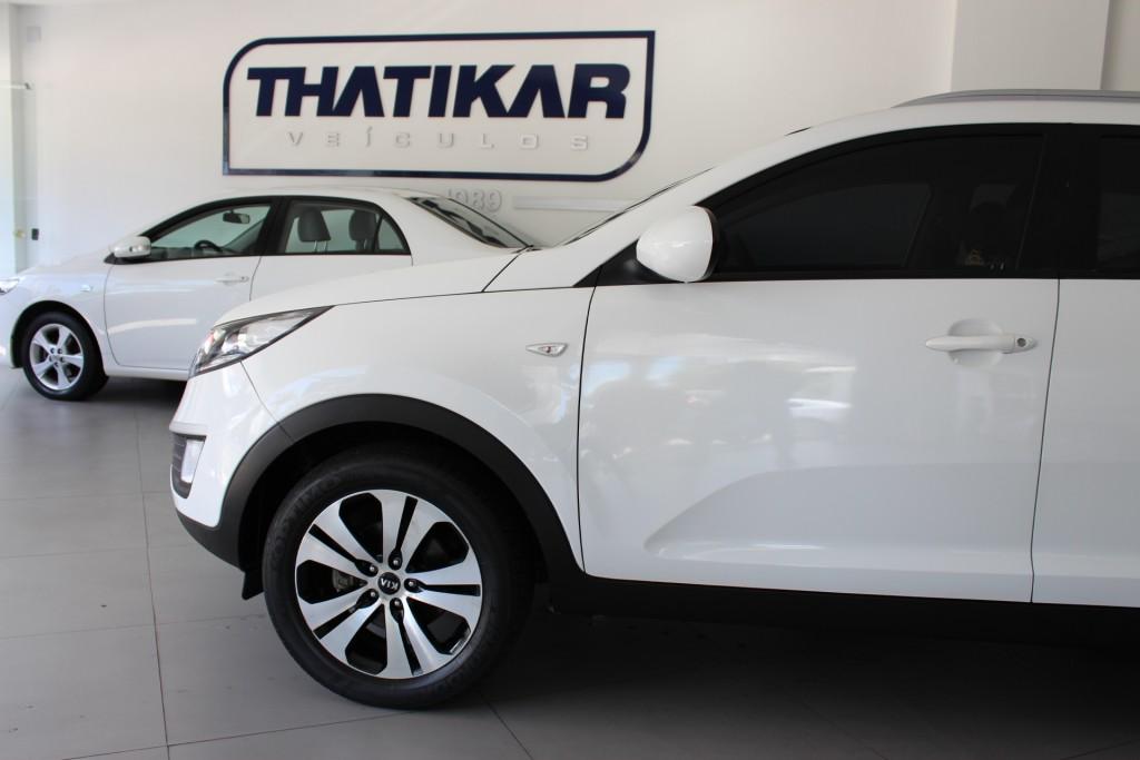 Imagem do veículo Sportage LX 2.0 2012/2013 Completa, único dono, Bancos em couro, toda revisada, Pneus novos !