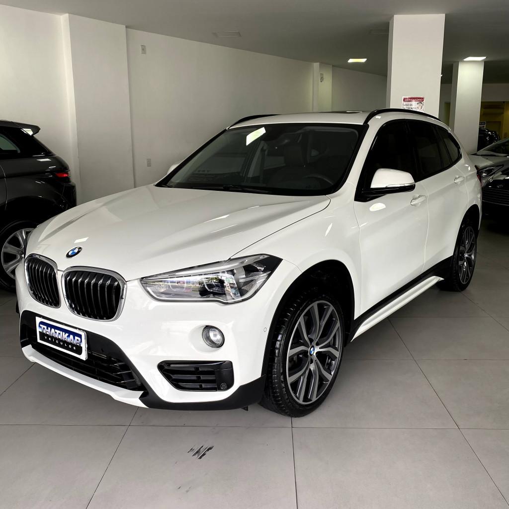 BMW X1 XDrive 25i 2018/2019  231cv Tração integral,  top de linha 23000 KM