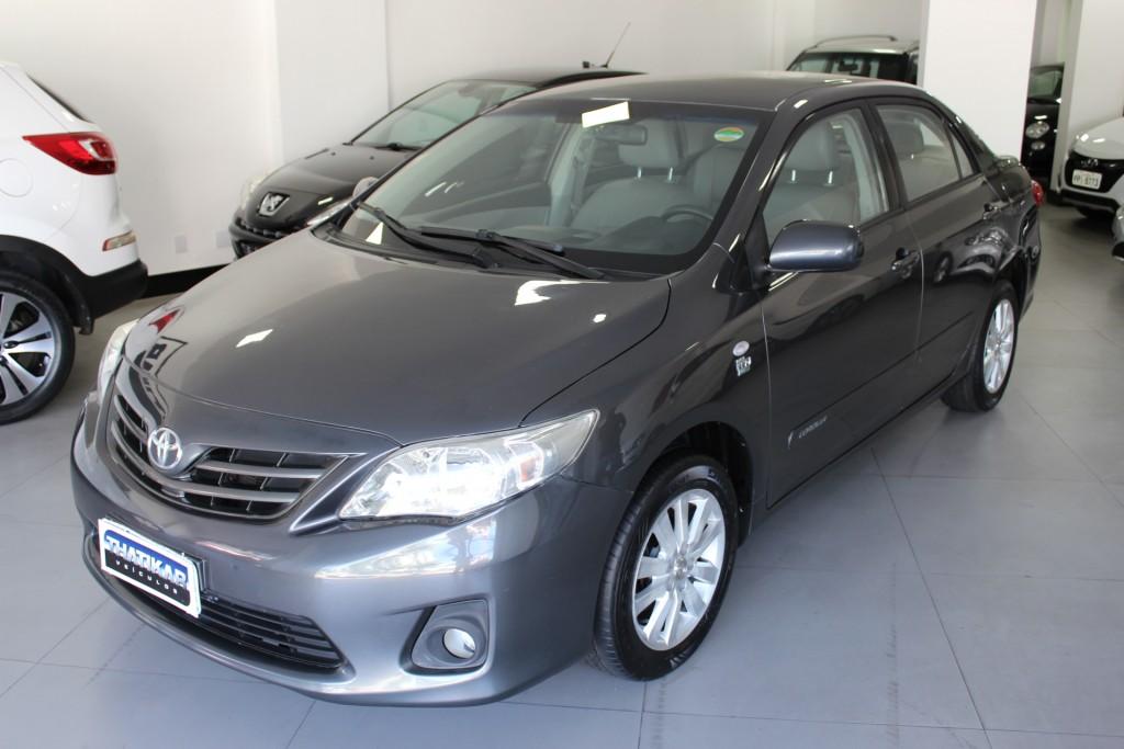 Corolla XLi 2011/2012 Automático, bancos em couro, super conservado !