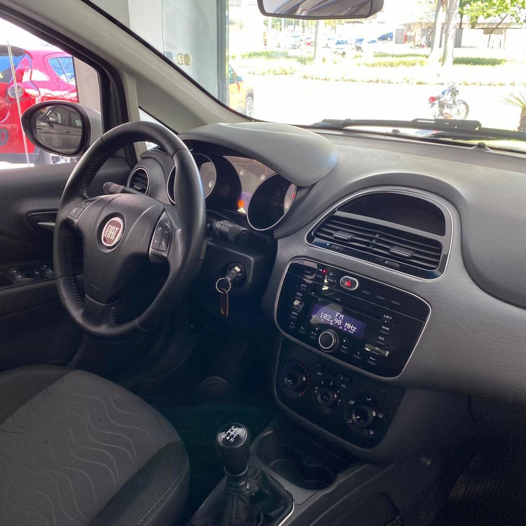 Imagem do veículo Punto Essence 1.6 117cv 2012/2013 Completo, Super conservado !