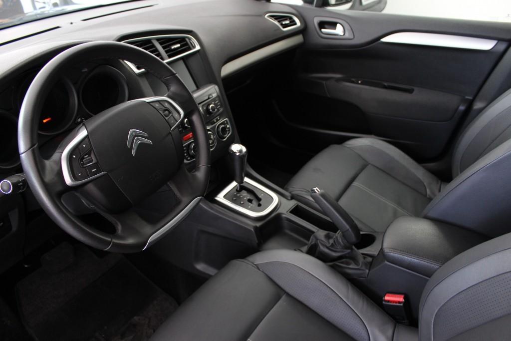 Imagem do veículo C4 Lounge Tendance 1.6 THP 2014/2015 Automático, Bancos em couro, apenas 56.000 km !