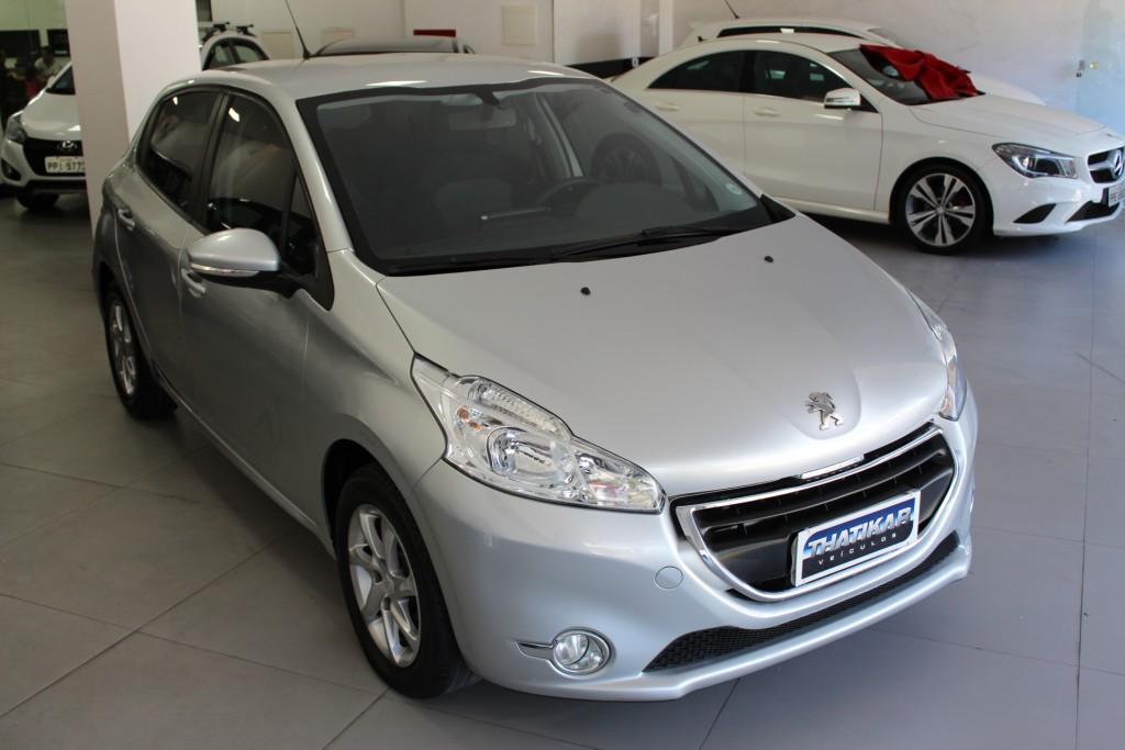 Imagem do veículo 208 1.5 Active Pack 2013/2014 Completo, Única Dona, Todas as Revisões na Peugeot !