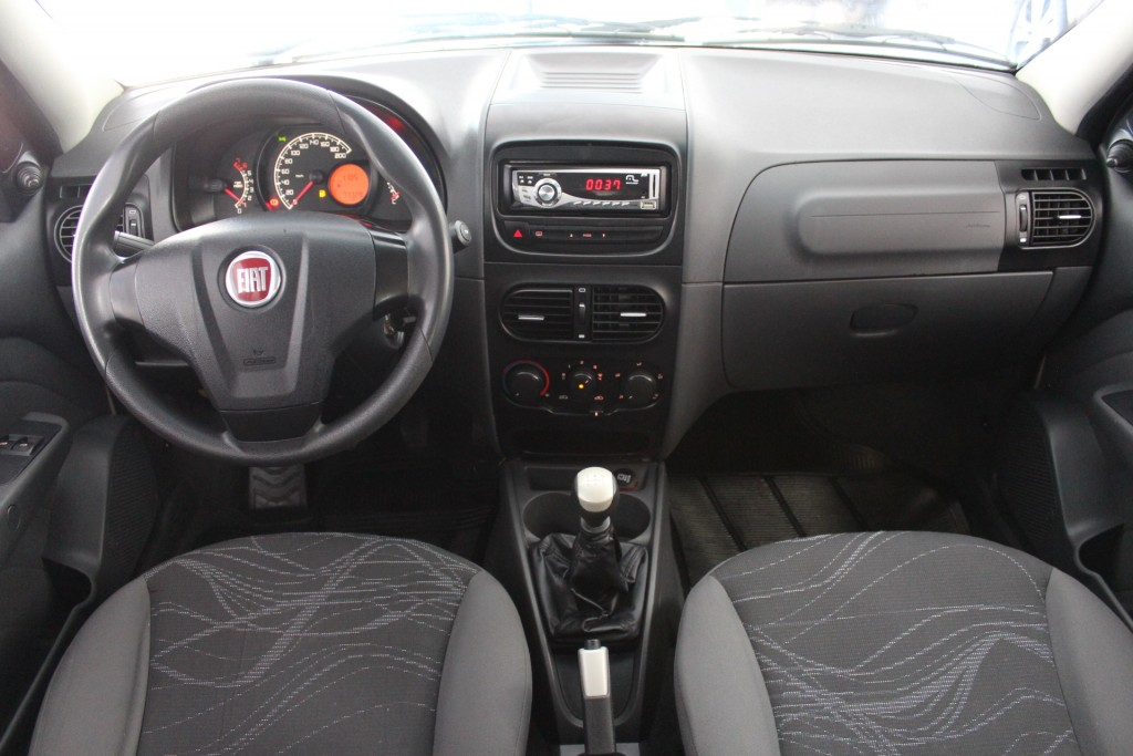 Imagem do veículo Siena EL 2013/2014 ABS, Air Bag, Completo, super conservado !