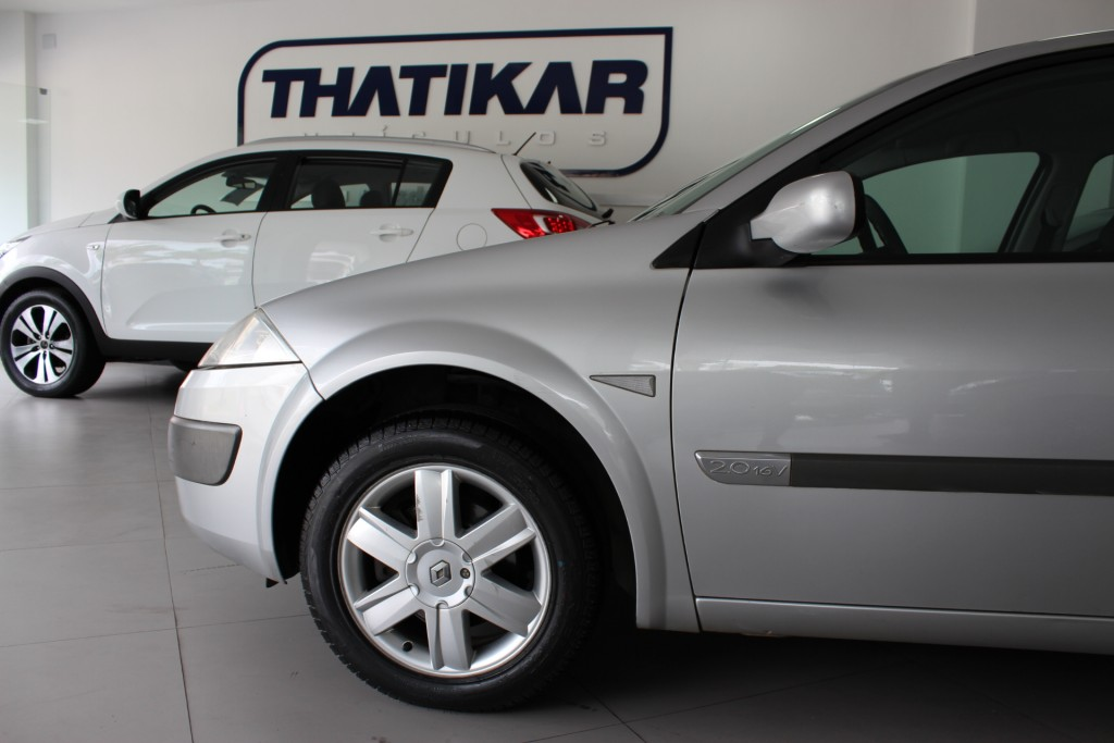 Imagem do veículo Megane Dynamique Automático 2008/2009 Completo, Bancos em couro, Pneus novos !