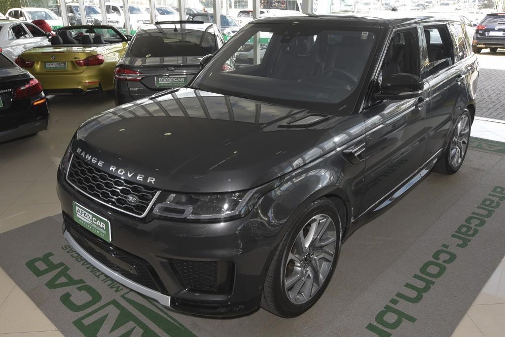 Land Rover Range Rover Sport 3 0 Em Curitiba Afan Multimarcas