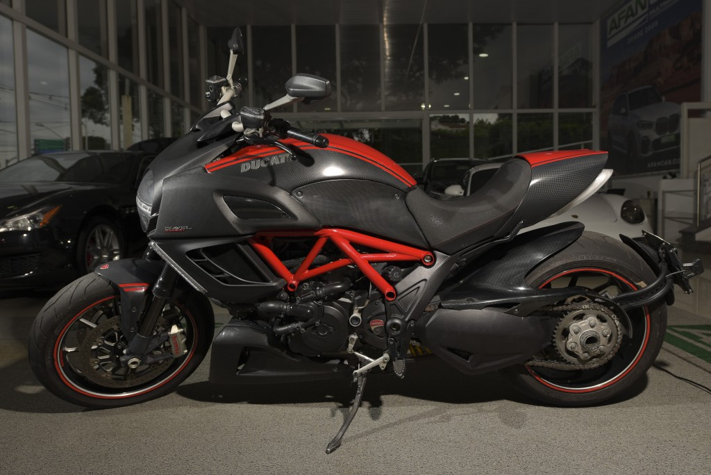 DUCATI DIAVEL 1198 CARBON ABS/2013