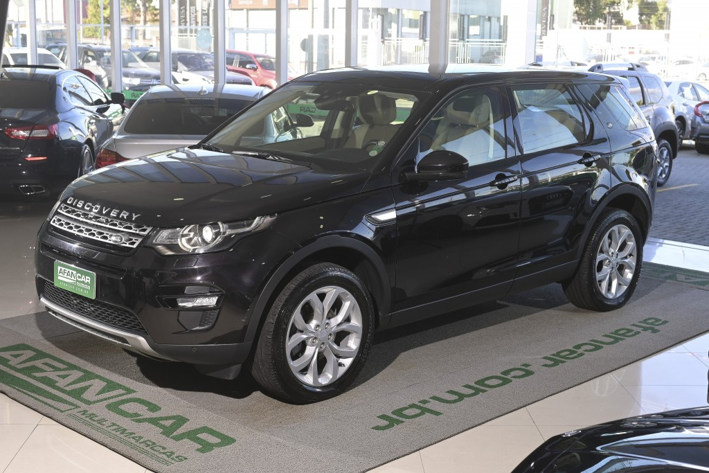 LAND ROVER DISCOVERY SPORT HSE 2.0 16V (7 LUGARES) AUT./2015