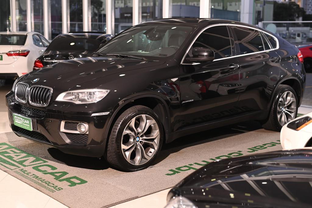 BMW X6 XDRIVE 35I 3.0 24V AUT./2014