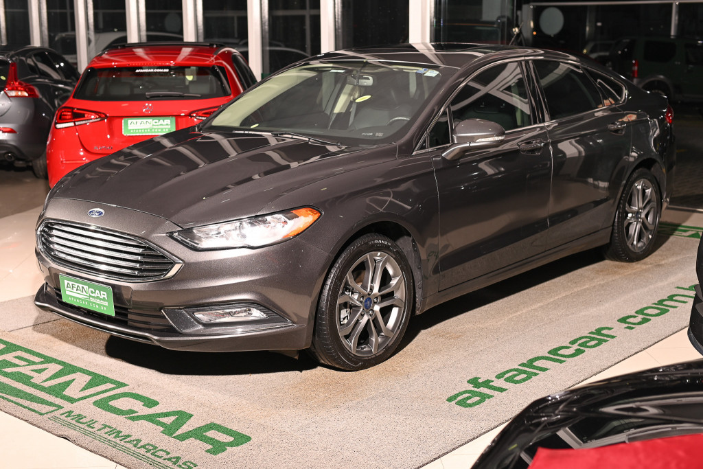 FORD FUSION SEL 2.0 16V AUT,/2017