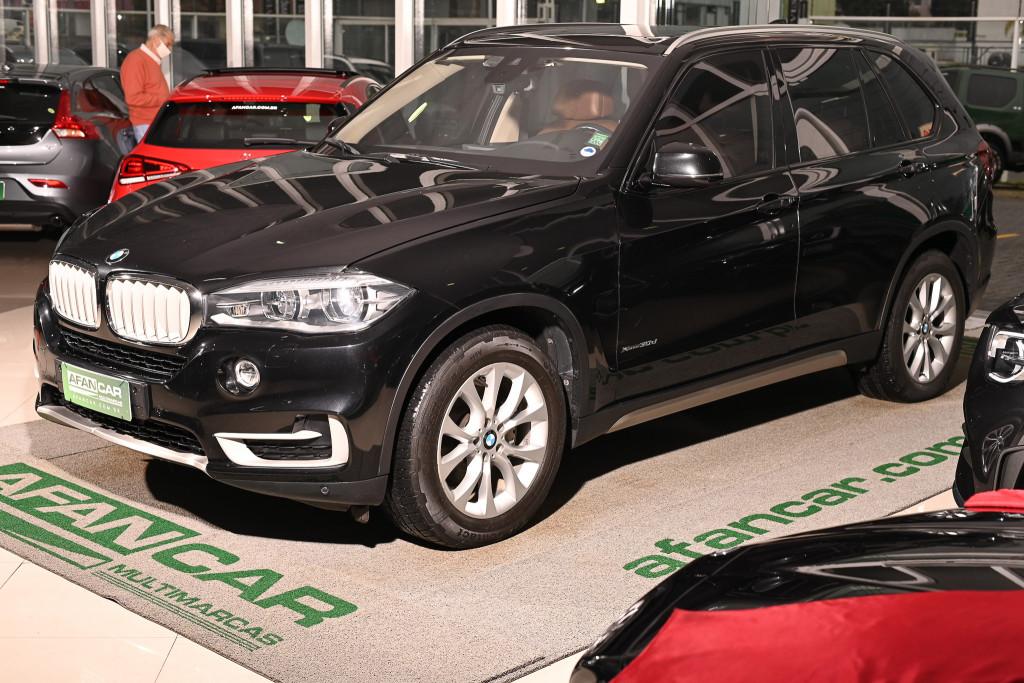 BMW X5 XDRIVE FULL 3.0 4X4 35I 24V DIESEL AUT./2015