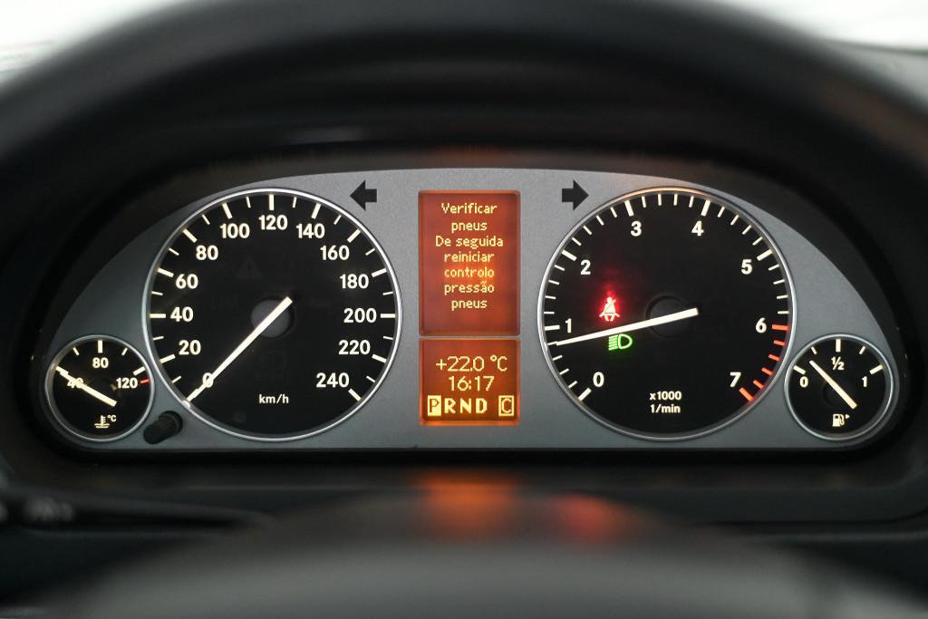 Imagem do veículo MERCEDES BENZ B 200 2.0 8V TURBO AUT./2007