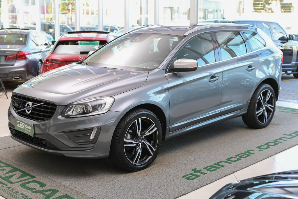 VOLVO XC60 R DESIGN 2.0 T5 TURBO AUT./2017