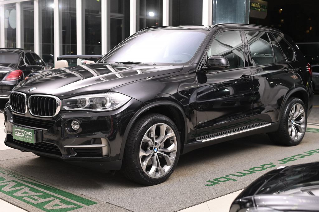 BMW X5 XDRIVE 35I FULL 3.0 24V AUT./2014
