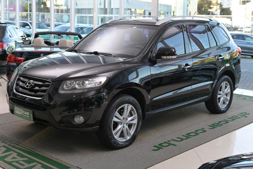 HYUNDAI SANTA FÉ GLS 3.5 V6 24V AUT./2011