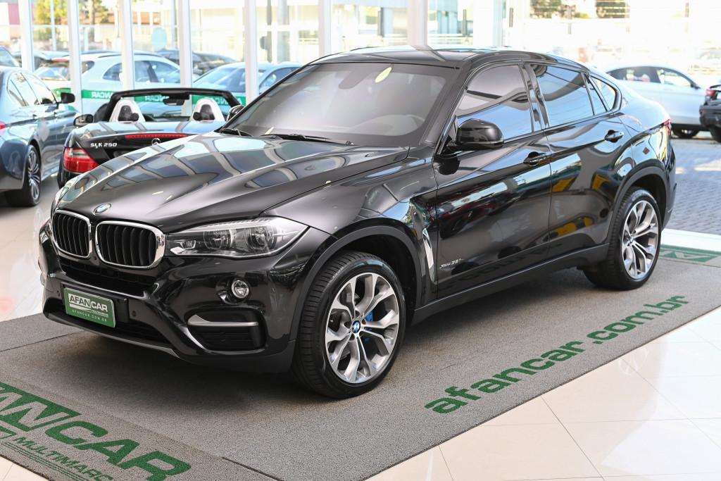 BMW X6 XDRIVE 35I 3.0 V6 24V (BLINDADO) AUT./2018