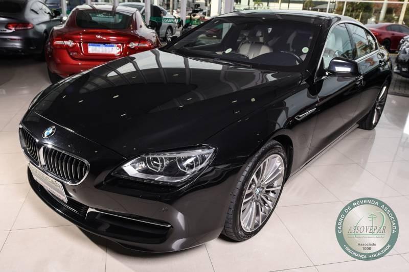BMW 640i GRAN COUPÉ 3.0 BI-TB 24V AUT./2014