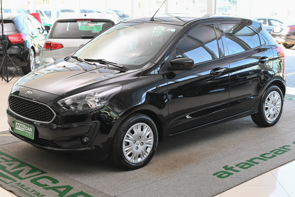 FORD KA SE PLUS 1.5 16V FLEX MEC./2020