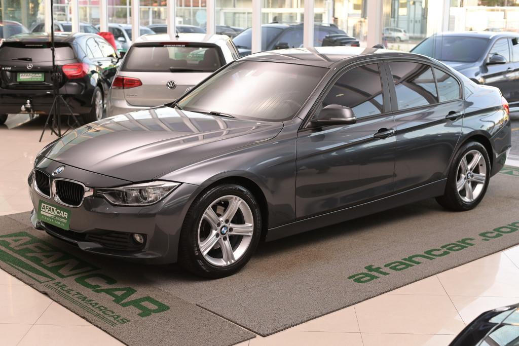 BMW 316i 1.6 16V TURBO AUT./2014