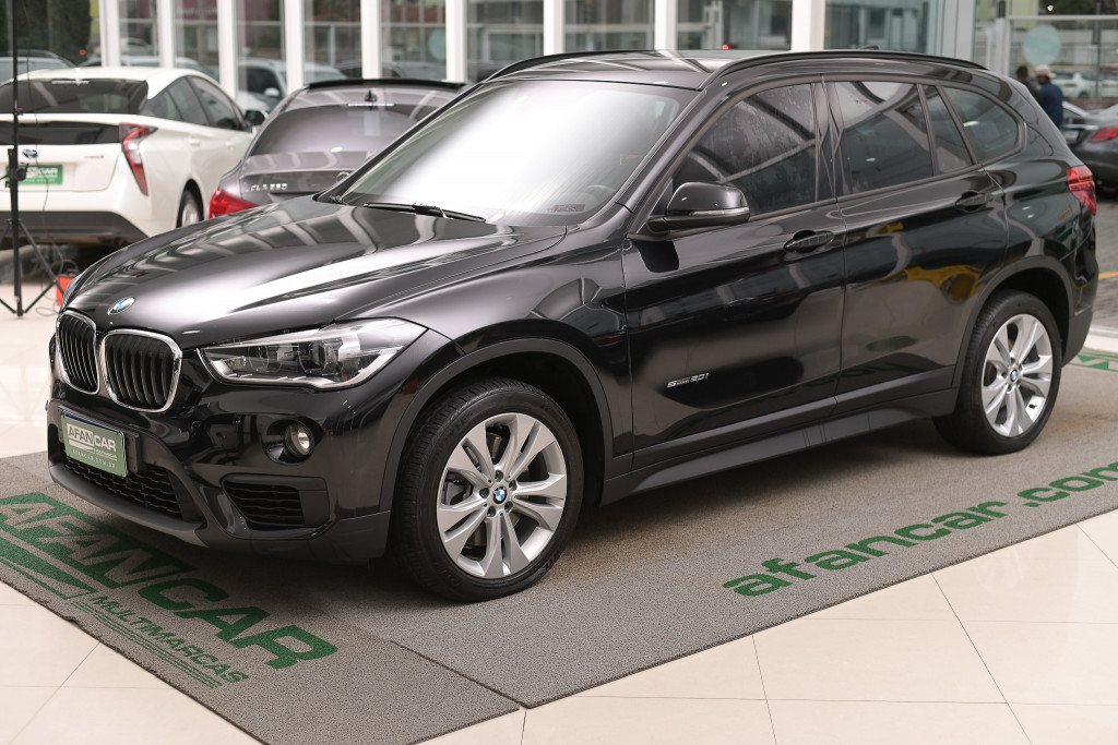 BMW X1 SDRIVE20I 2.0 16V TURBO ACTIVEFLEX AUT./2017