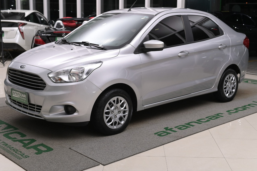 FORD KA + 1.5 SE PLUS 16V FLEX 4P MANUAL/2017