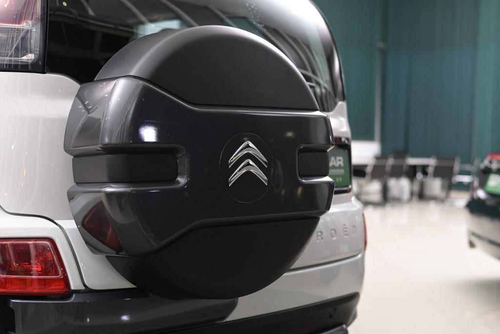 Imagem do veículo CITROËN AIRCROSS EXCLUSIVE 1.6 16V FLEX AUT./2015