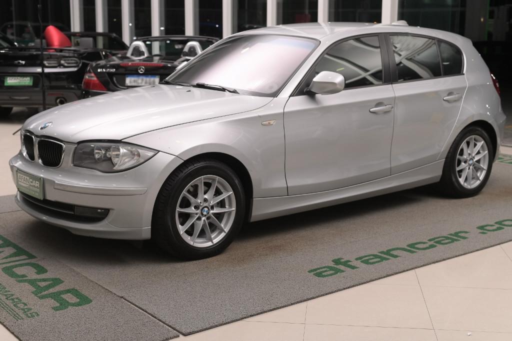 BMW 118i 2.0 16V AUT./2010
