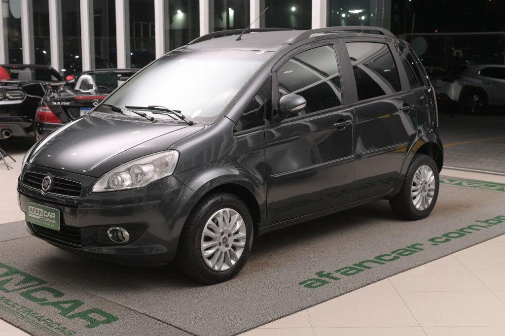 FIAT IDEA ATTRACTIVE 1.4 8V FLEX MEC./2011