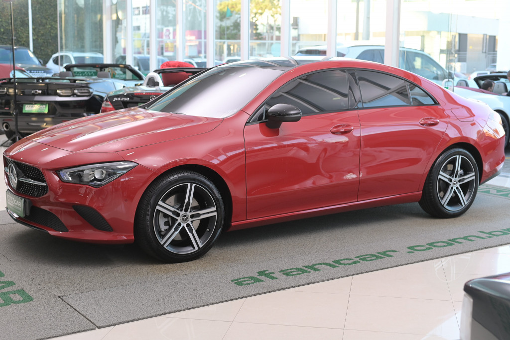 MERCEDES BENZ CLA 250 SPORT 2.0 16V TURBO AUT./2020