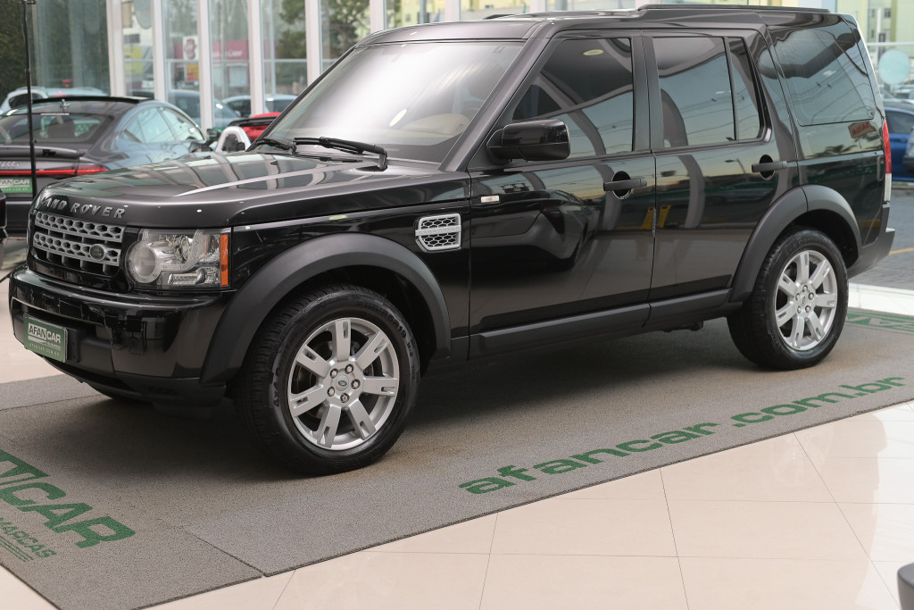 LAND ROVER DISCOVERY 4 S 2.7 4X4 V6 DIESEL (7 LUGARES) AUT./2011