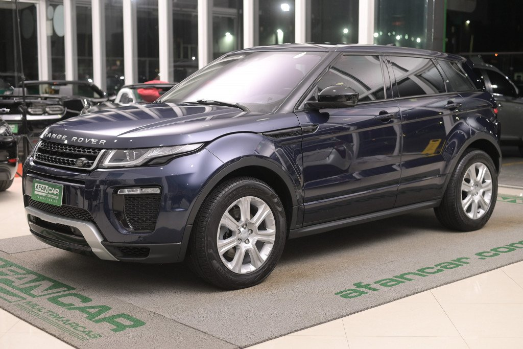 LAND ROVER EVOQUE SE DYNAMIC 2.0 16V 4WD AUT./2017