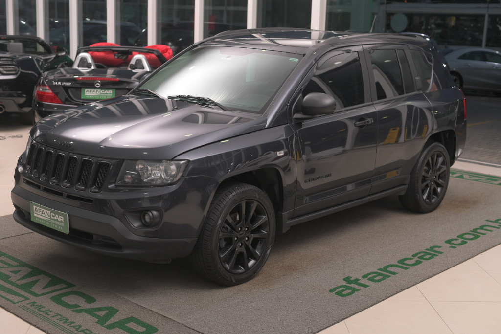JEEP COMPASS SPORT 2.0 AUT/2014