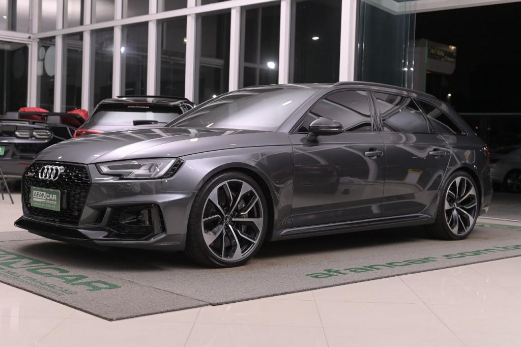 AUDI RS4 AVANT 2.9 V6 TFSI QUATTRO TIPTRONIC/2019