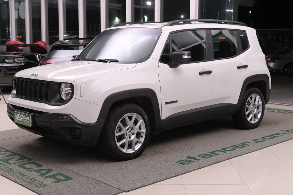 JEEP RENEGADE SPORT 1.8 16V FLEX AUT/2019