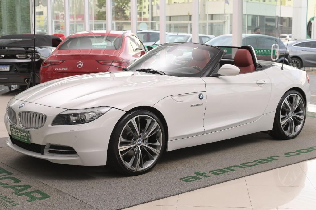 BMW Z4 ROADSTER S-DRIVE 23I 2.5 I6 AUT/2012