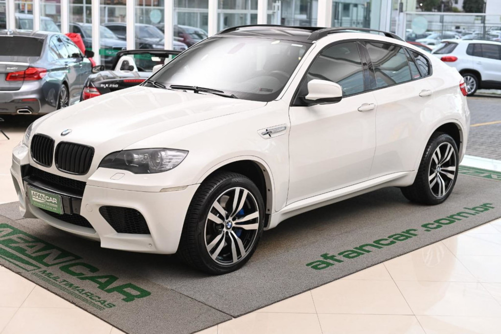 Bmw X6 M Coupé 4.4 V8 32v Bi-turbo / 2012