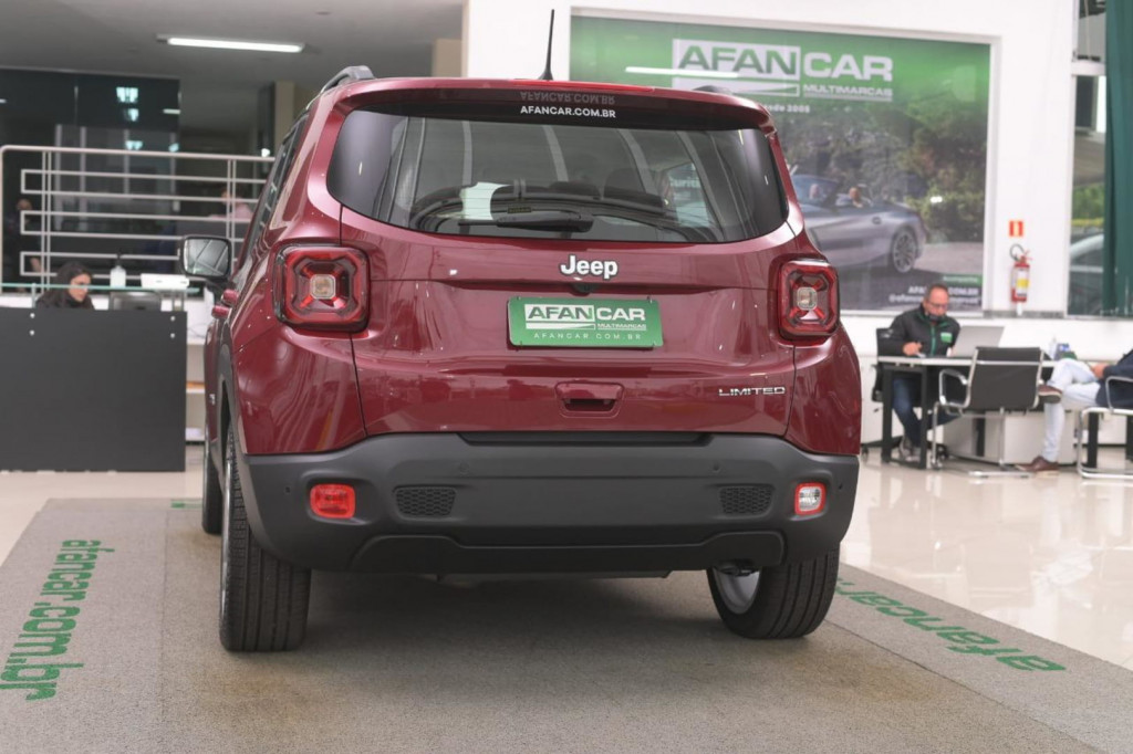 Imagem do veículo JEEP RENEGADE LIMITED AT 2020