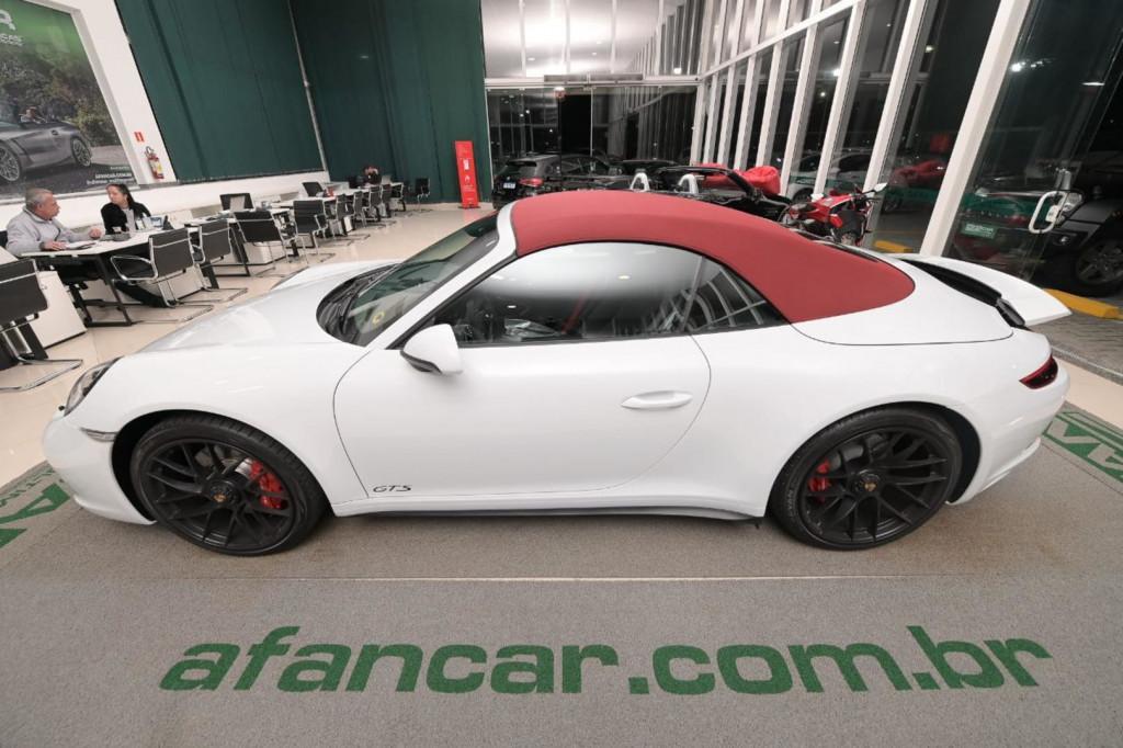 Imagem do veículo Porsche 911 Gts Carrera 4 Cabriolet 3.0 24v Pdk/2018