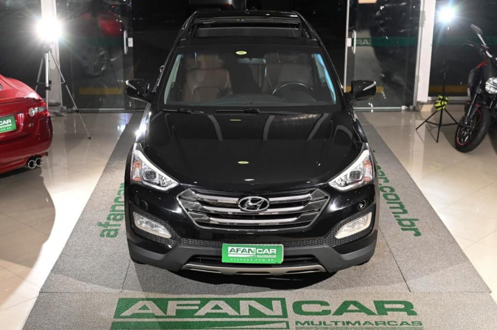 HYUNDAI SANTA FE V6 3.3 7 LUGARES 2015